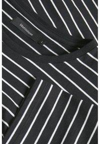 Matinique - JERMANE SAILOR - Print T-shirt - black - 6