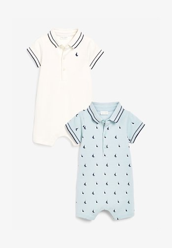 2 PACK - Jumpsuit - white