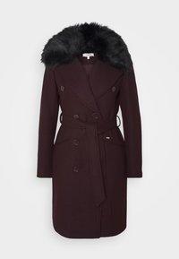 Morgan - Płaszcz wełniany /Płaszcz klasyczny - bordeaux - 6