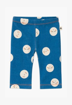 UNISEX - Leggings - Trousers - blue