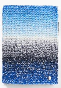 s.Oliver - Scarf - dark blue aop - 1