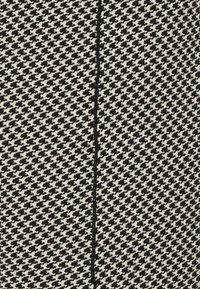 Opus - ROSALYN PEPITA - A-line skirt - black - 2