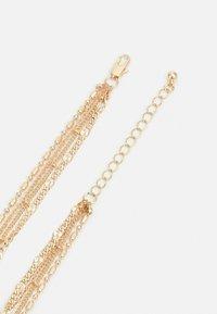 Pieces - PCSANIA COMBI NECKLACE - Necklace - gold-coloured - 1