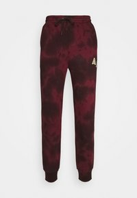 Another Influence - LEX  - Tracksuit bottoms - burgundy - 3