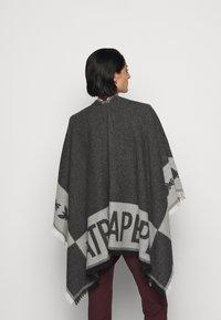 Patrizia Pepe - Cape - black\grey - 2