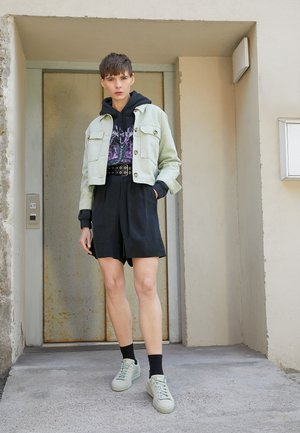 CLASSIC NEUTRALS WOMENS - Sneakers basse - desert sage