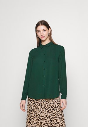 VILUCY BUTTON - Button-down blouse - pine grove