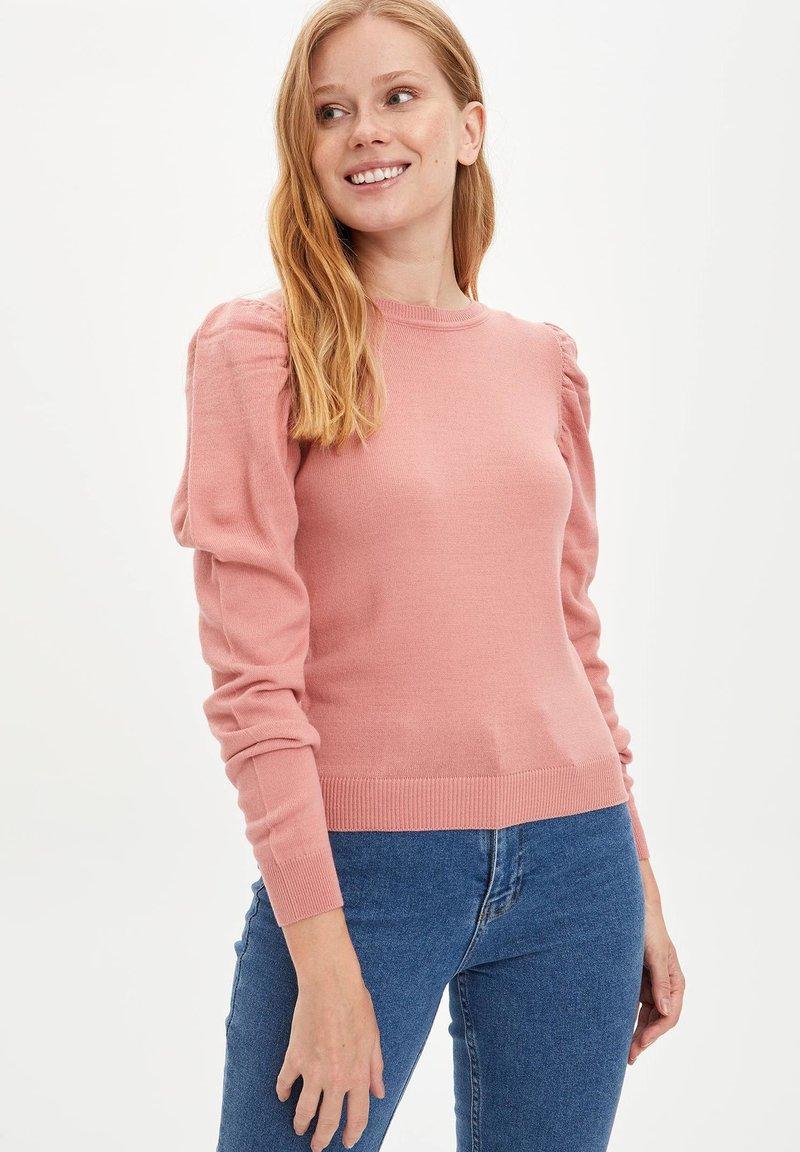 DeFacto - Jersey de punto - pink