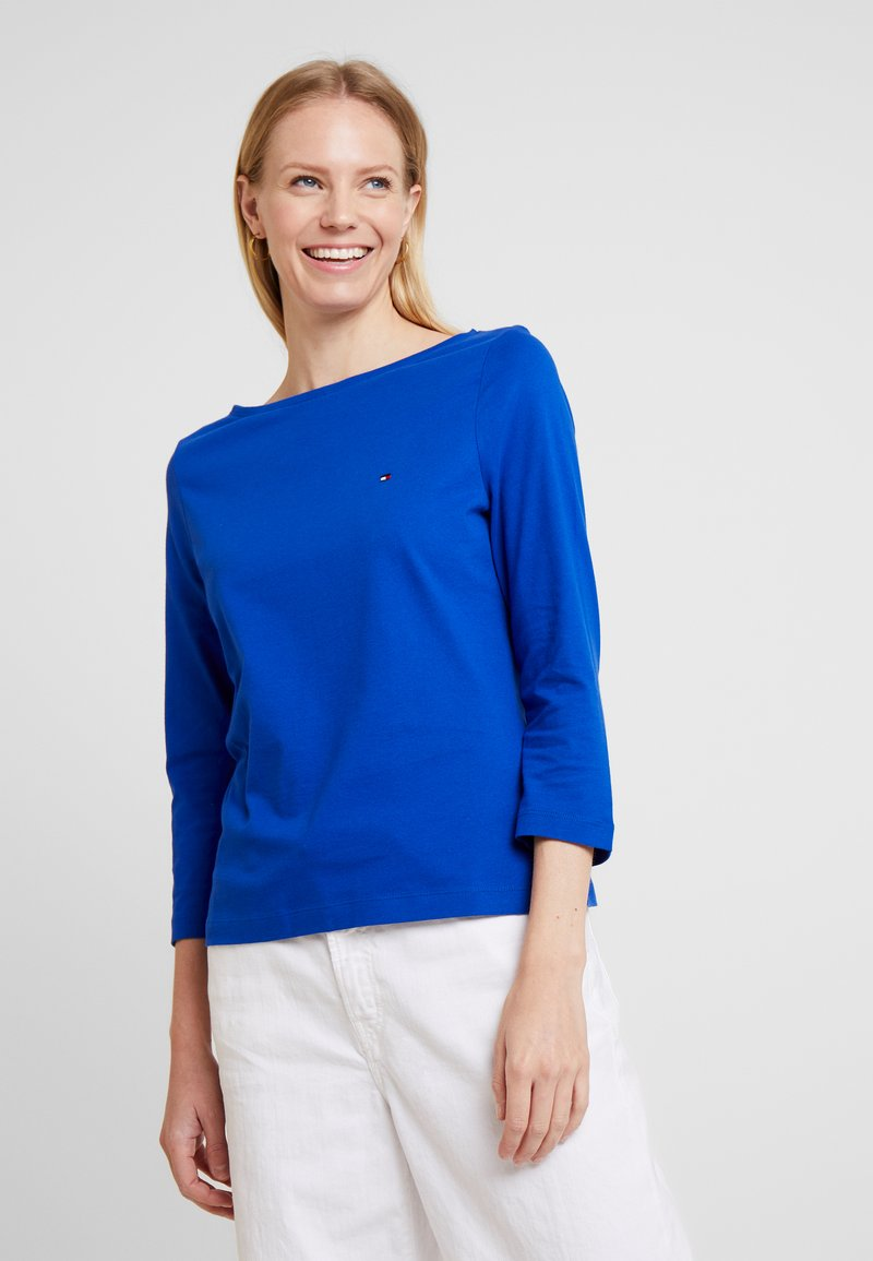 Tommy Hilfiger - NEW TILLY BOAT - T-shirt à manches longues - blue
