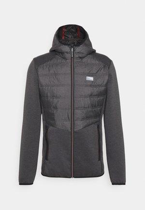 JCOTOBY HYBRID JACKET - Training jacket - black