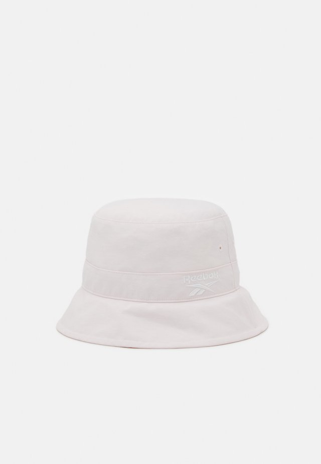 BUCKET HAT UNISEX - Cappello - glass pink