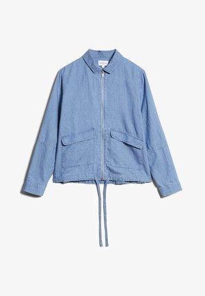 Denim jacket - foggy blue