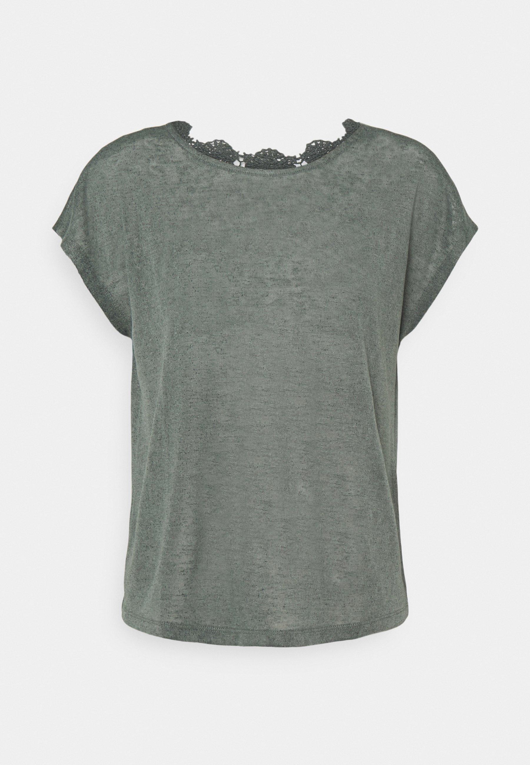 Women ONLCELINE MIX - Print T-shirt