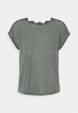 ONLCELINE MIX - Camiseta estampada - balsam green