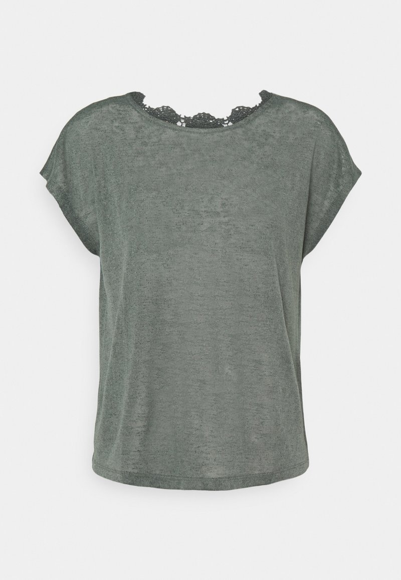 ONLY - ONLCELINE MIX - T-shirts med print - balsam green