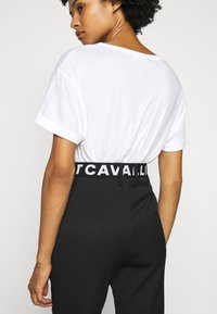 Just Cavalli - Kalhoty - black - 3