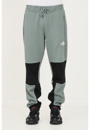 Pantaloni sportivi - eu balsam green