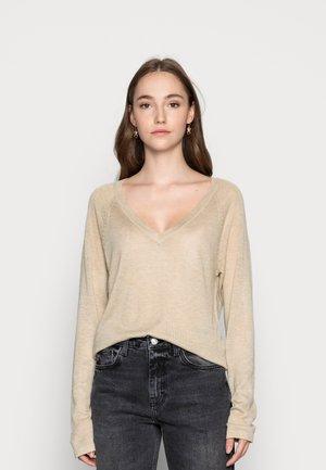 THIN - Sweter - pale mauve