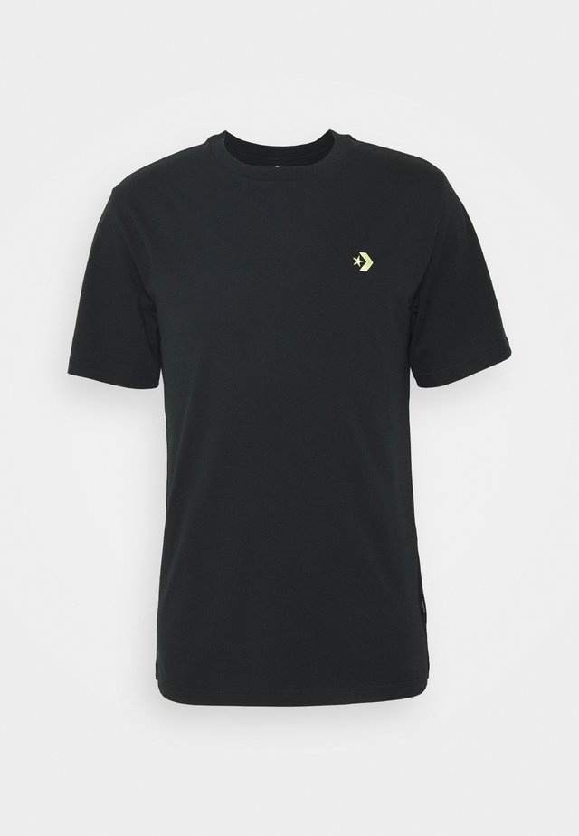 EXPLORATION TEAM SHORT SLEEVE TEE - T-shirt imprimé - black