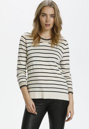 Sweter - whitecap