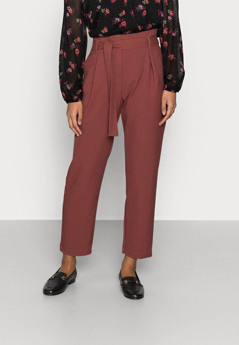 ONLY Petite - ONLHERO LIFE PANT  - Trousers - apple butter