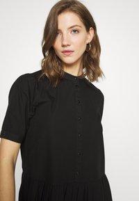Vero Moda - VMDELTA DRESS - Skjortekjole - black - 3
