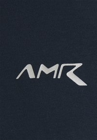 Hackett Aston Martin Racing - AMR RACER - Mikina na zip - navy/white - 2