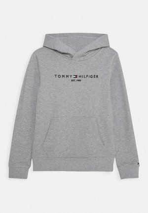 ESSENTIAL HOODIE - Sweat à capuche - grey