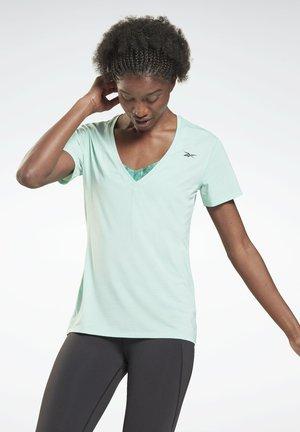ACTIVCHILL ATHLETIC - T-shirt con stampa - green
