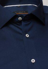 Eterna - SLIM FIT - Formal shirt - marine - 1