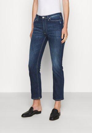 PANTALONE ALLIE - Straight leg jeans - dark blue