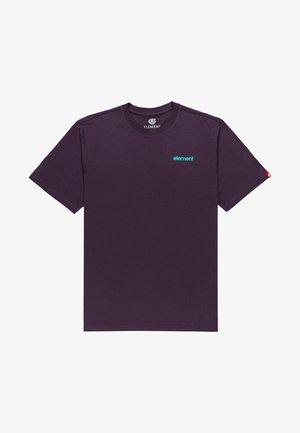 ELKO - T-shirt print - mysterioso