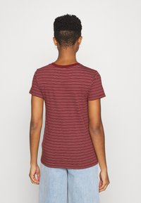 Levi's® - PERFECT TEE - T-shirts basic - marta madder brown - 2