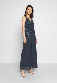 Esprit Collection - Vestido de fiesta - navy - 0
