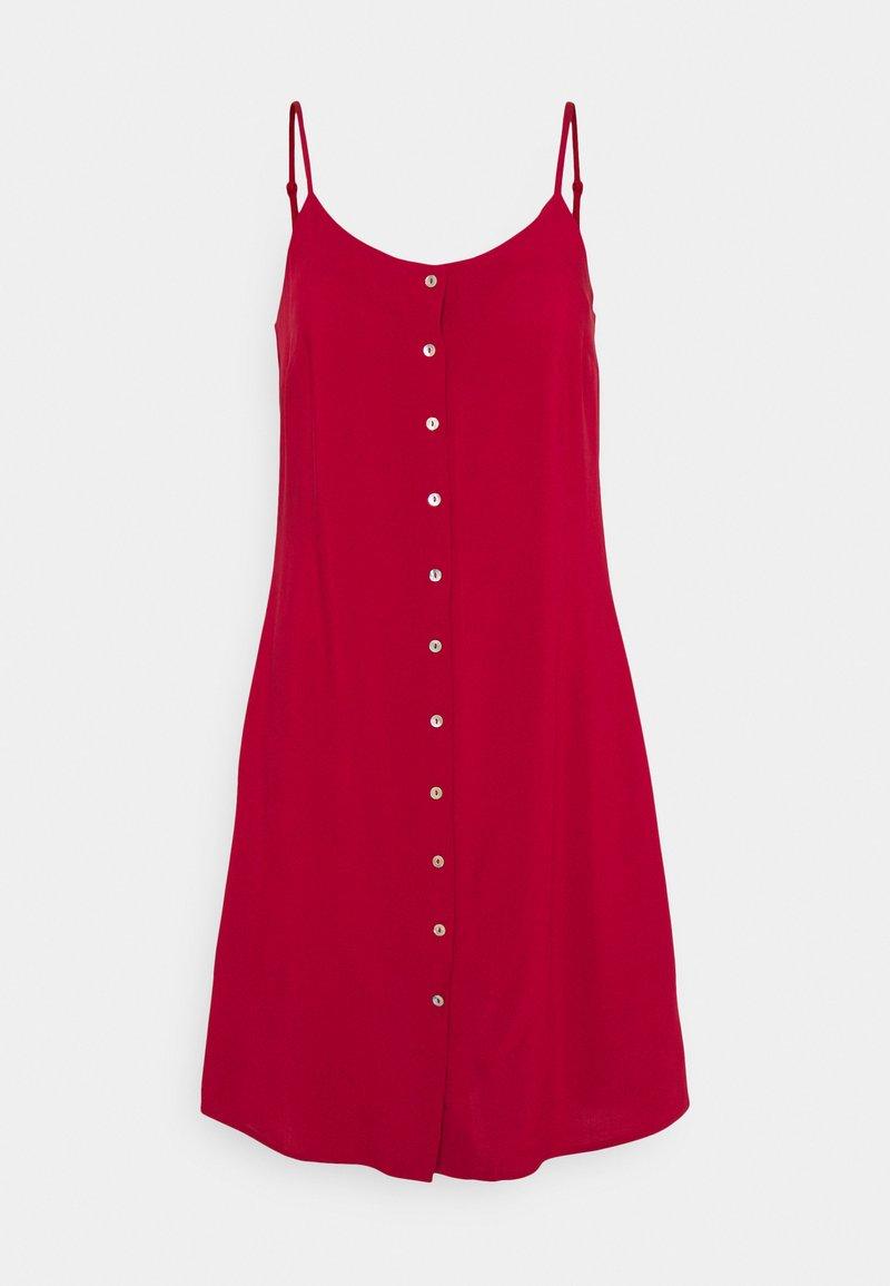Even&Odd - Korte jurk - red