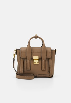 PASHLI MINI SATCHEL - Handbag - coffee