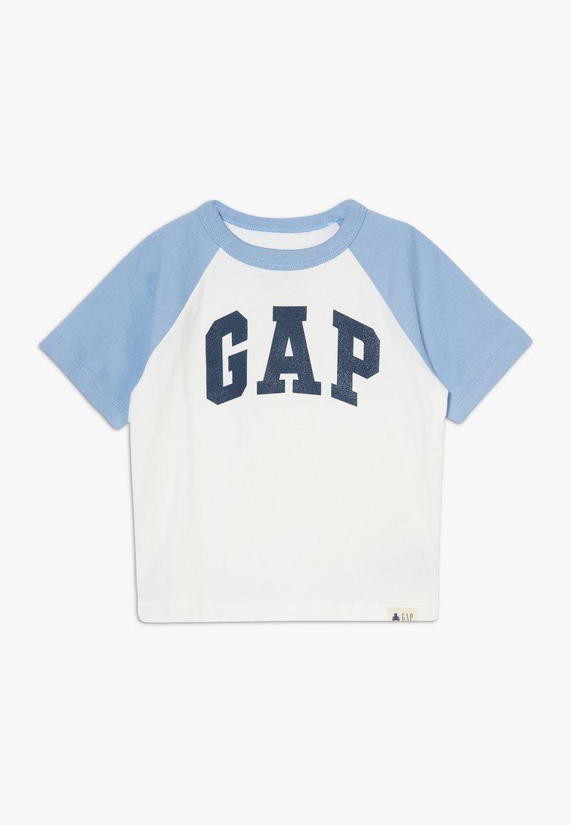 GAP - TODDLER BOY LOGO  - Camiseta estampada - new off white