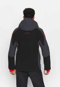 Spyder - COPPER - Kurtka snowboardowa - black - 2