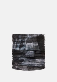 Buff - ORIGINAL NECKWEAR - Snood - geoline grey - 1