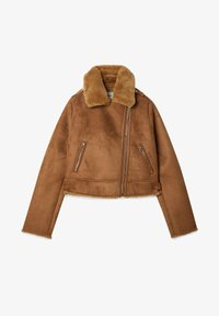 Stradivarius - Light jacket - light brown - 4