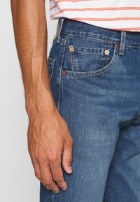 Levi's® - 501 '93 CROP - Straight leg jeans - bleu eyes night - 3