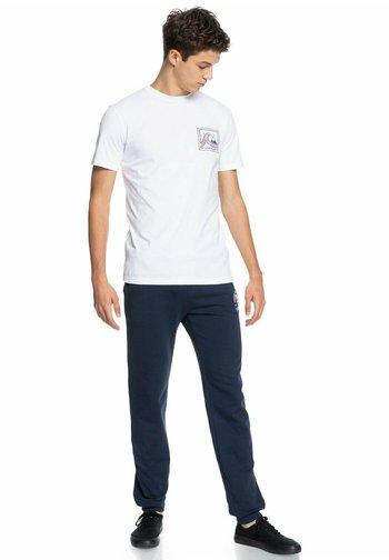 HIGHWAY VAGABOND - T-shirt imprimé - white