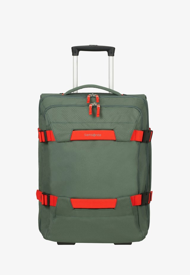 SONORA - Wheeled suitcase - thyme green