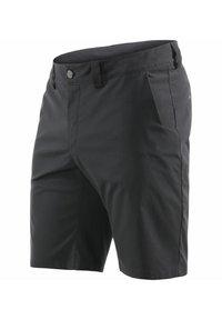 Haglöfs - MID SOLID SHORTS - Shorts - true black - 4