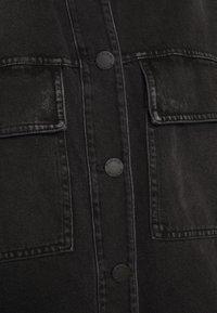 Pinko - EMMA - Veste en jean - black - 3