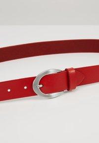 Vanzetti - Belt - rot - 4