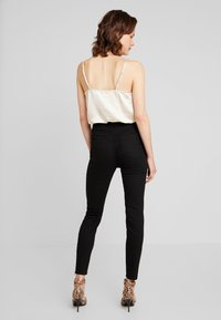 Freequent - Trousers - black - 2