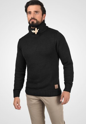 PIZI - Jumper - black