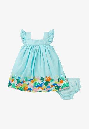 Day dress - türkis, korallenriff