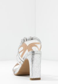 Divine Factory - Sandales à talons hauts - silver - 5